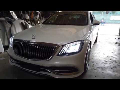 NEW 2019 MERCEDES MAYBACH white Color Full Review