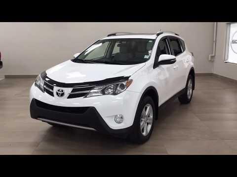 2013 Toyota RAV4 XLE AWD Review