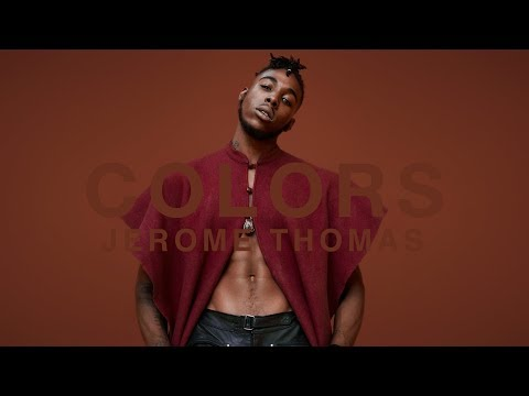 Jerome Thomas  - 1989 (Prod. by Warren Xclnce) | A COLORS SHOW