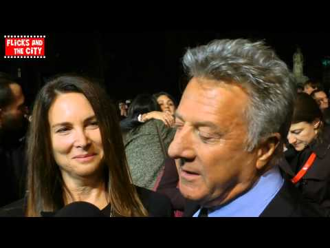 Dustin Hoffman Interview on his passion for music & piano in Quartet