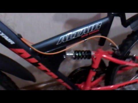 Обзор велосипеда ALTAIR MTB SERIES