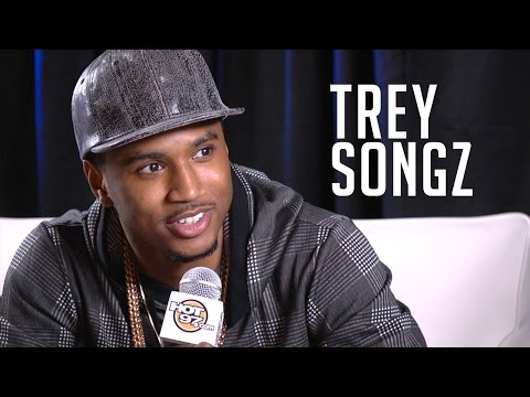 Trey Songz  talks what's sliding into his DM's