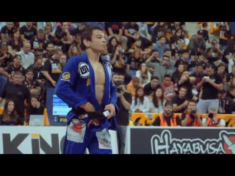 Paulo Miyao (Miyao Bro) 2016 Gi Highlight: UAEJJF / IBJJF, Part 1