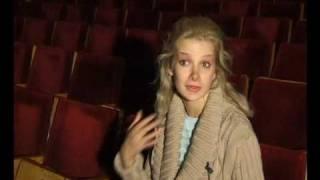 Александра Флоринская о спектакле