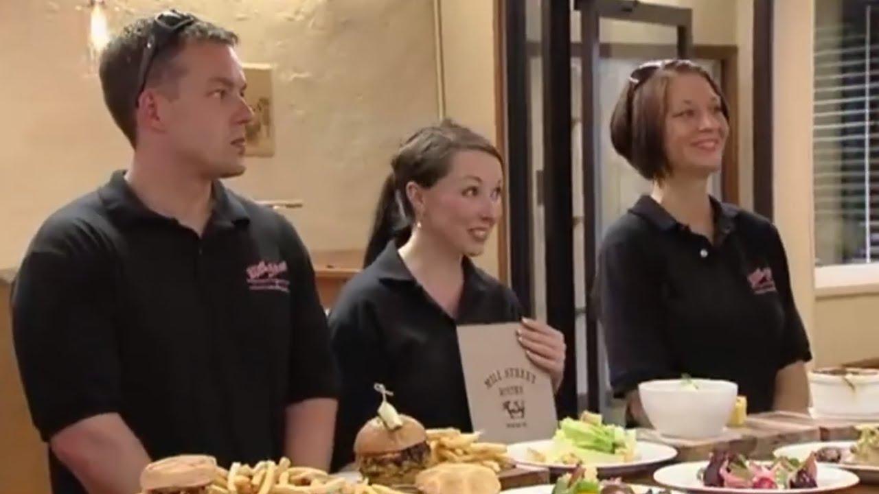 Joe Nagy Mill Street Bistro Kitchen Nightmare S6e11 Linked Video In Description Box Youtube