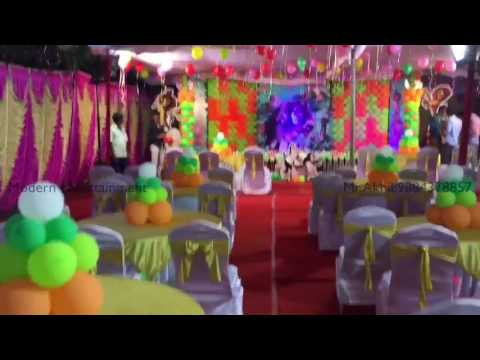 Madagascar Theme In Chennai  From Modern Event Makers Mr.Akhil 9884378857