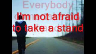 Im Not Afraid - Eminem