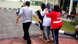 Lomba Bakiak KBRI Bandar Seri Begawan 2014
