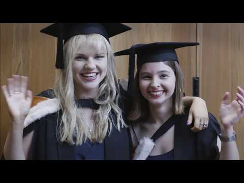 Victoria University of Wellington's May 2018 graduation