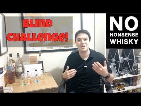 James Palmer Blind Challenge | No Nonsense Whisky #76