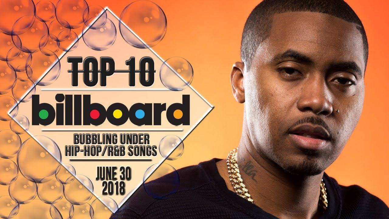 Top 10 • US Bubbling Under Hip-Hop/R&B Songs • June 30, 2018 | Billboard-Charts