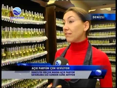 Denizli Açik Parfüm çok Seviliyor Youtube