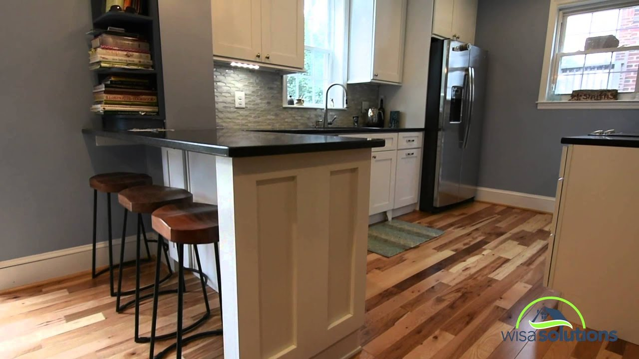 Full Kitchen Renovation - Arlington VA & Full Kitchen Renovation - Arlington VA - YouTube