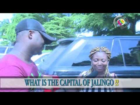 The Capital of Jalingo is what ?
