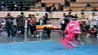 Park Chan Dae - Gun Shu at the Worlds 1997 in Italy