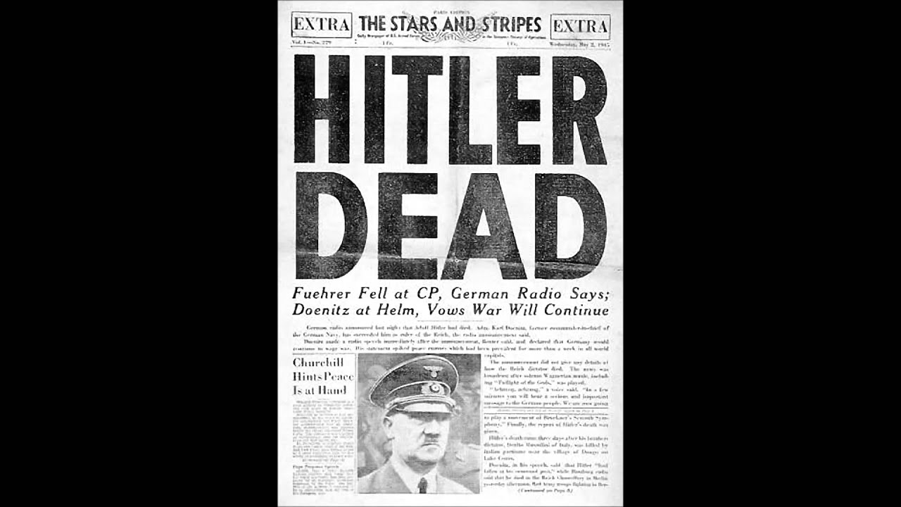 the assassination plan on adolf hitler This is the story of how a national emergency plan to disarm the ss was used to plan an assassination attempt against adolf hitler operation.