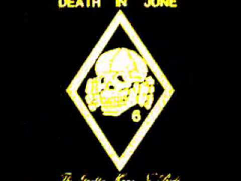 DEATH IN JUNE - HOLY WATER