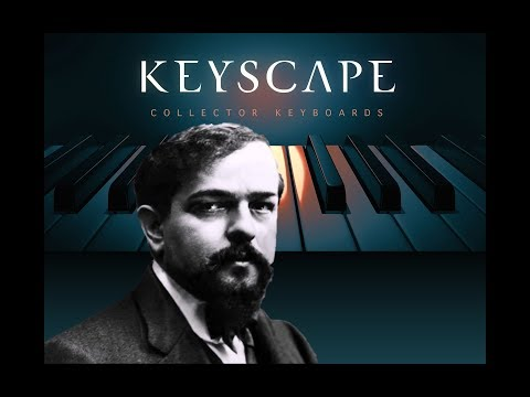 Clair de Lune – Debussy (played on Keyscape)