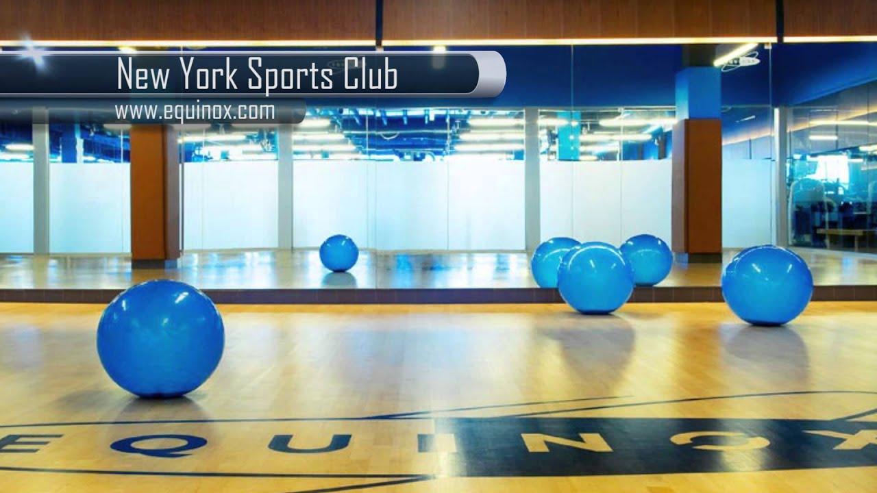 New York Sports Club   YouTube
