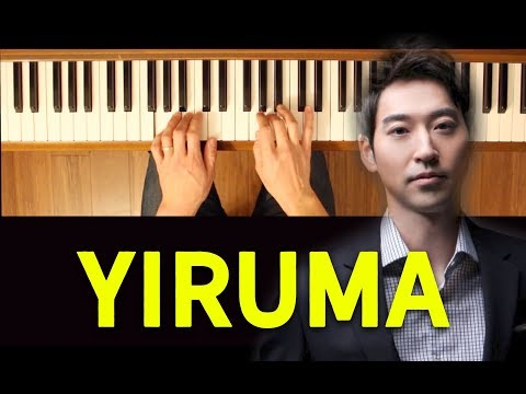 Love Me (Yiruma Piano Tutorial) [Easy]
