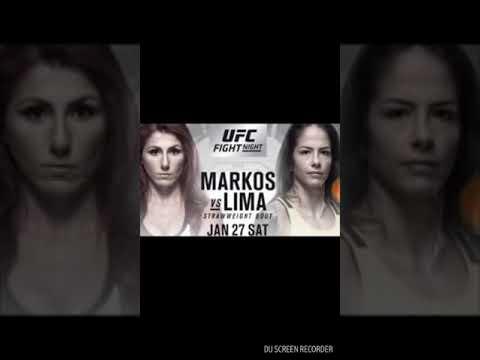 UFC FIGHT ON FOX Randa Markos Vs Juliana Lima Post Fight Analysis