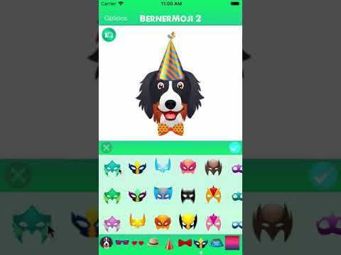 BenerMoji 2 is Live on iOS and Android!
