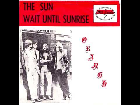 Orange(Belgium)-The Sun(60's Heavy Rock)