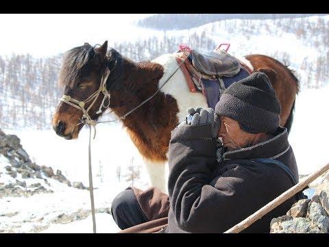 Living with Mongolia Nomads: Winter Herding in Tosontsengel Sum, Zavkhan Province