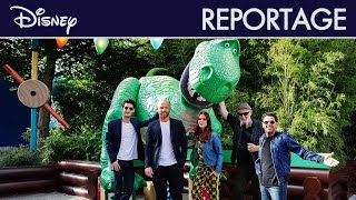 Toy Story 4 - Reportage : Avant-première à Disneyland Paris | Disney
