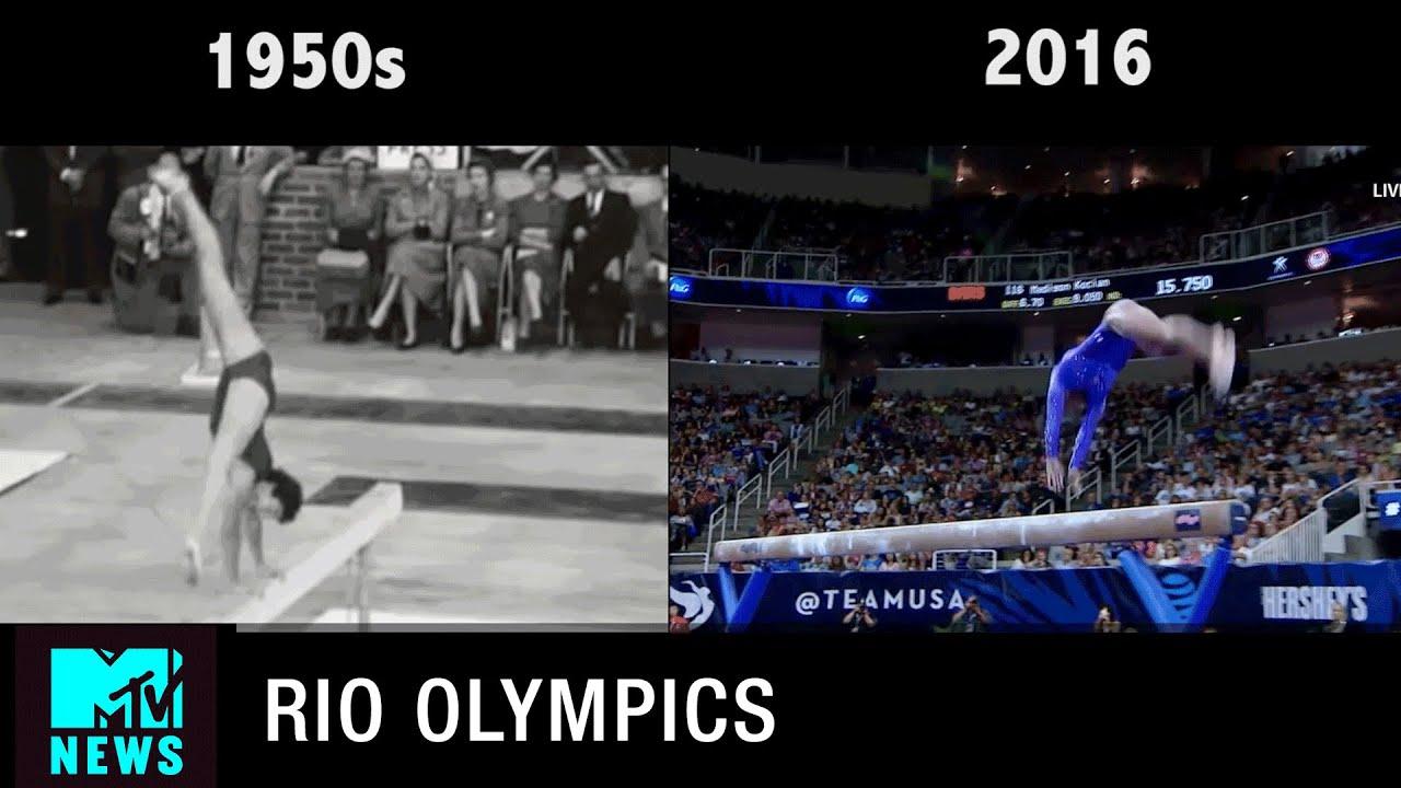 Simone Biles Has Changed Gymnastics Forever