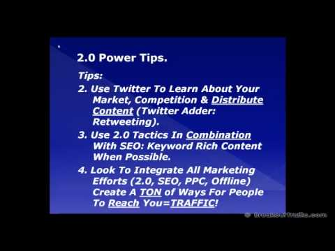 20 power tips- making money online