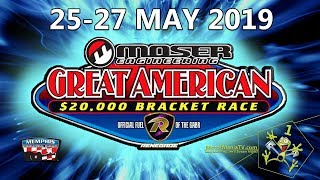 Great American Bracket Race -  Friday