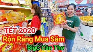 TẾT 2020   Rộn Ràng Mua Sắm Tết   Bánh kẹo Dưa Hấu