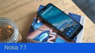 Nokia 7.1 (recenze)