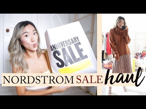 NORDSTROM ANNIVERSARY SALE: Haul & Try On (8 Items) thumbnail