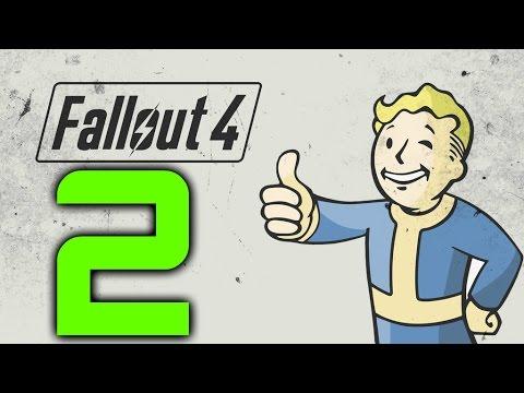 Fallout 4 Let´s Play en español 1080p #2