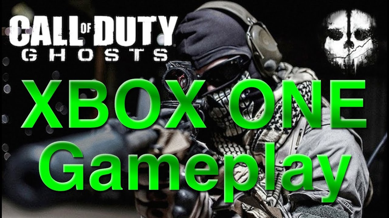 XBOX ONE Gameplay - Call of Duty: GHOSTS Multiplayer 1080p ...