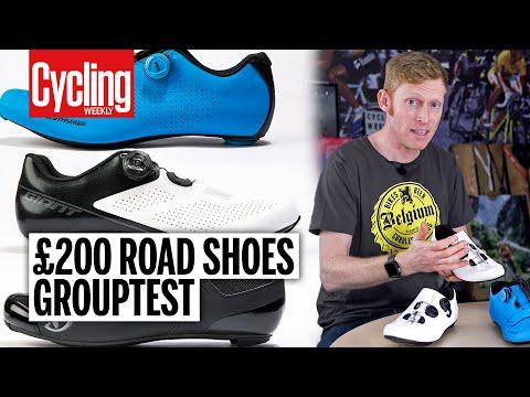 Sub-£200 Shoes Grouptest   Shimano V Bontrager V Giro & More   Cycling Weekly
