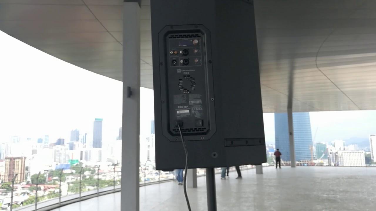 Turbosound IQ15 & IQ18B series vs Electro Voice EKX115P & EKX18SP