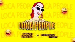 Download Mp3 Loca People - Sak Noel  Sebastian Tobon X Jose Escobar Tribe Remix  Guaracha 202