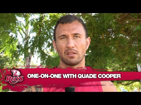 One-on-one with Quade Cooper