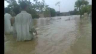 pakistan flood mardan garyala 5,8,2009
