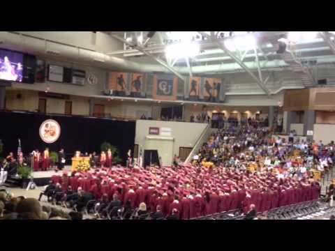 Harnett Central High School 2013 Graduate