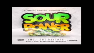 Redman - Haterz & Runt Dawg - Gillahouse Sour Power Vol 1  Mixtape