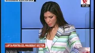 Laura Chiriac, candidatul Partidului Alianta Liberalilor si Democratilor la Primaria Sectorului 1