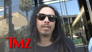 "Korn Guitarist James ""Munky"" Shaffer Speaks On Joe Jordison's Passing | TMZ"