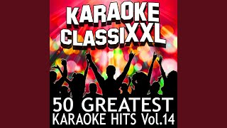 Soothe (Karaoke Version) (Originally Performed By The Smashing Pumpkins)