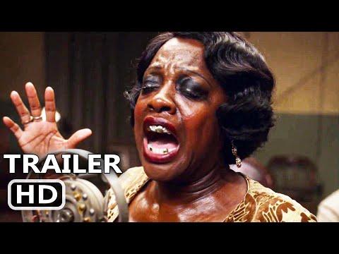 MA RAINEY'S BLACK BOTTOM Trailer (2020) Viola Davis, Chadwick Boseman Drama Movie