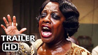 MA RAINEY'S BLACK BOTTOM Trailer (2020) Viola Davis, Chadwick Boseman Drama Movie