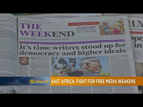 Study shows support for media weakening in East Africa